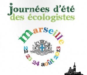 EELV JDE Marseille 2013